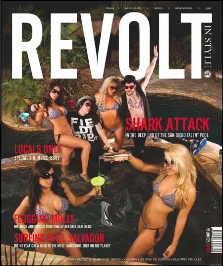 Red Sonya In Revolt In Style Magazine
