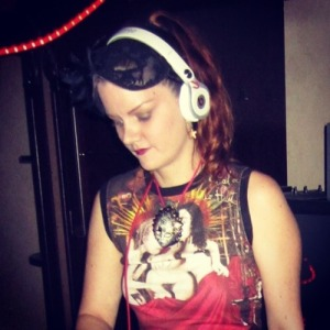 DJ Red Sonya Live at NOSH - Mardi Gras Masquerade Ball