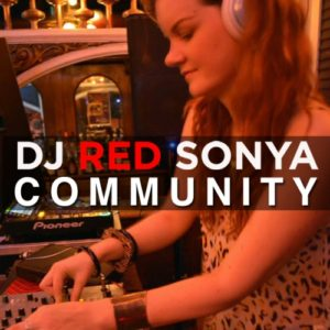 DJ Red Sonya Community