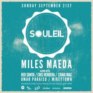 miles maeda @ souleil