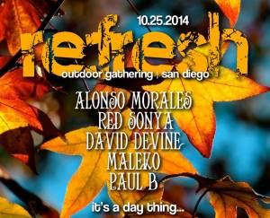 ReFresh Day Party in San Diego