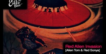 red alien invasion euro bar jan 2015