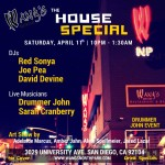 the house special