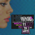 Native Alien Presents House & Techno March 11th