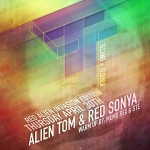 Techno & Tequila: 'Red Alien Invasion' Edition