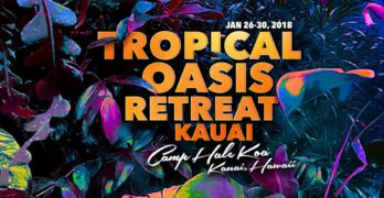 Tropical Oasis Retreat Kauai