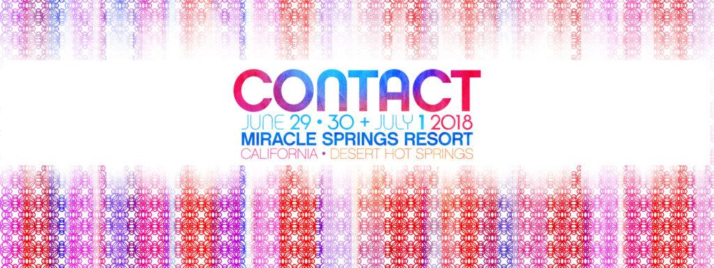 Contact 2018 FB event